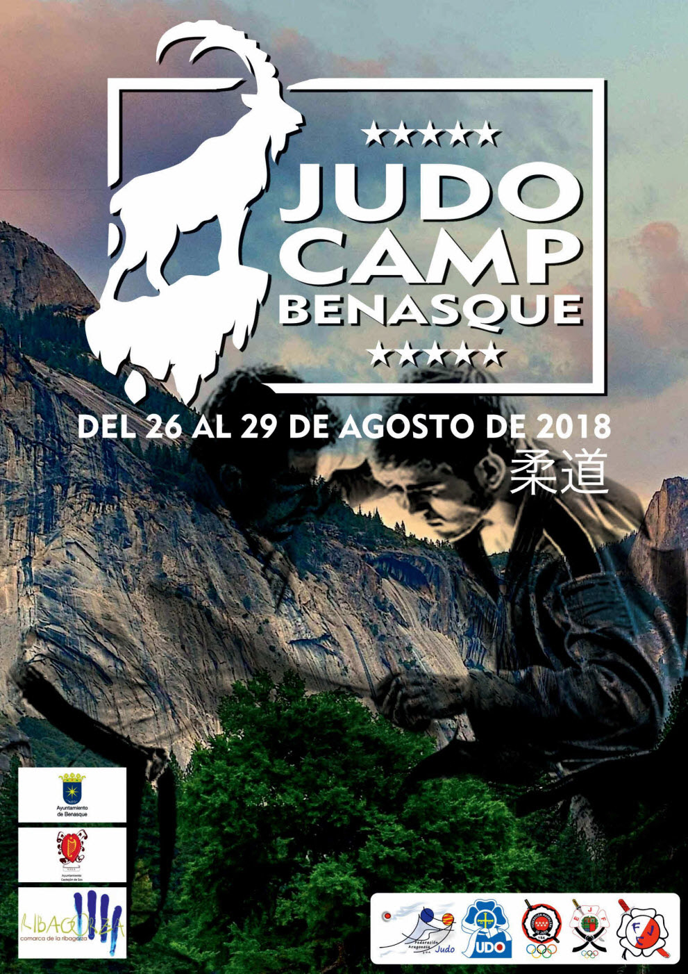 JUDO CAMP BENASQUE 2018