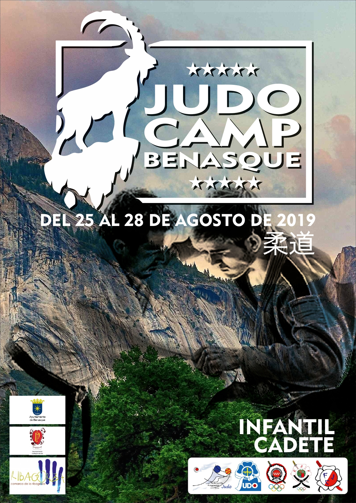 JUDO CAMP BENASQUE 2019